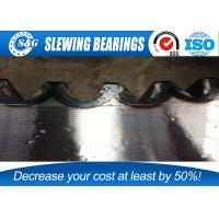 Wholesale Flexible Three Row Roller Slewing Ring Bearing Komatsu PC130-7 High Speed from china suppliers