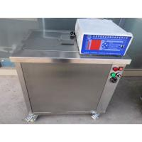 Wholesale CCS-1024NS Ultrasonic Cleaning Transducer Single Tank 600*400*400MM Slot Size from china suppliers