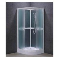 China Small Glass Block Shower Cubic on sale