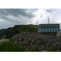 Quality 17MW Vertical Francis Turbine Hydropower Project With substation for sale