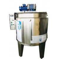 Wholesale SSS304 Material Chocolate Melting Machine Customized Voltage For Cream from china suppliers