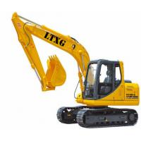 Wholesale 0.65m3 Bucket capacity XCMG 16 ton Hydraulic Crawler Excavator LGE6160 with CUMMINS engine from china suppliers