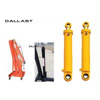 Wholesale Chromed Hydraulic Hoist Cylinder ertical Mast Lifts Stroke 800 mm from china suppliers