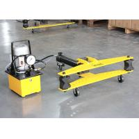China Hydraulic Electric Pipe Bending Machine for Steel Pipe up to 4 on sale