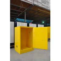 Quality 12GAL Flammable Safety Storage Cabinets with Double vents For Industrial for sale