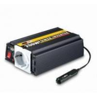 China 200W Car Power Inverter with RoHS Compliance, Overload, High and Low Voltage Protection on sale
