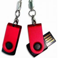 Wholesale Cute Swivel USB Flash Drive from china suppliers