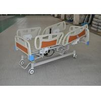 Buy cheap CPR Function Clinic Electric Bed With collasible ABS Side Rails from wholesalers