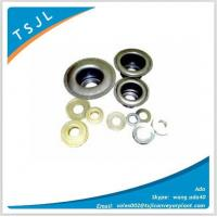 Conveyor roller end caps and seals
