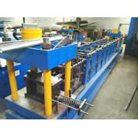 China 2.50mm Special Steel U Profile Cold Roll Forming Machine Stock on sale