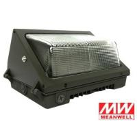 Quality 12000 Lumen 100 watt led wall pack light chip 3030 Meanwell driver for sale