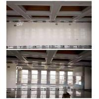 Buy cheap smart switchable PDLC film electric smart film from Wholesalers