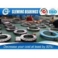 Wholesale Large Crossed Cylindrical Roller Bearing Slewing Ring With Double Row from china suppliers