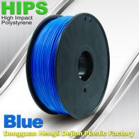 Wholesale HIPS 3D Printing Filament Materials 1.75mm  /  3.0mm 1.0KG from china suppliers