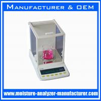 Wholesale 0.1mg 0.01mg Precision Electronic Balance analytical scales from china suppliers