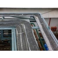Wholesale Single Chain Drive Cable Tray Roller Making Machine / Roll Forming Machinery from china suppliers
