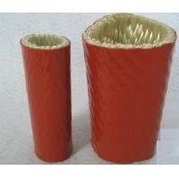Silicone Rubber Coated Fiberglass Sleeving Heat-Insulation And Flame-Resistance