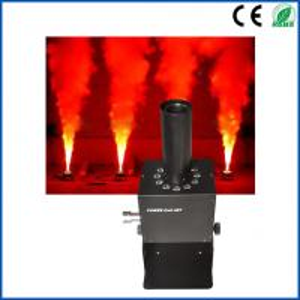 China LED Cryo Jet  LED RGB CO2 Cryo Special Effects Jet Machine DMX 512 on sale