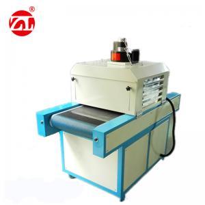 China Customizable Extended Ultraviolet Radiation Sterilization Machine High Speed 0-5 M / Min on sale