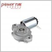 China Micro Metal Gearmotor , High Power DC Worm Gear Motor 220V 50 Hz 6 Nm on sale