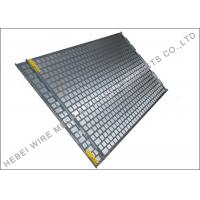 Wholesale High Performance Hookstrip Flat Screen API Standard Wire Screen Panel from china suppliers
