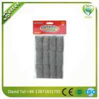 Buy cheap heavy duty steel wool roll kitchen products from Wholesalers