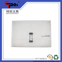 Wholesale Stationery PP File Case With Elastic Customized Folder Case from china suppliers