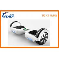 Wholesale Fast Motorized Scooter Board 2 Wheeled Self Balancing Electric Vehicle with LED light from china suppliers