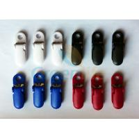 Buy cheap Strong Fastening Plastic Heavy Duty Suspender Clips With Teeth / Metal Sheet from wholesalers