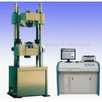 Wholesale WAW-500CI Computer Control Servo Hydraulic Universal Tensile and Compression Testing Machine from china suppliers