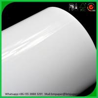 China 80g 90g 100g 105g 115gram two side coated glossy art paper in roll and in sheets on sale