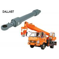 Wholesale Chromed Heavy Duty Hydraulic Ram Cylinder for Engineering Truck from china suppliers
