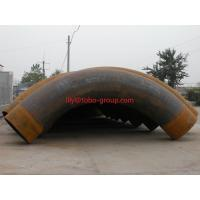 Wholesale 90degree steel pipe bend from china suppliers
