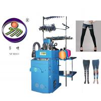 China Jacquard single cylinder sock knitting machine/ plain and terry on sale