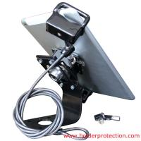 China Universal adjustable Security display lock holder stand for tablet table mount on sale