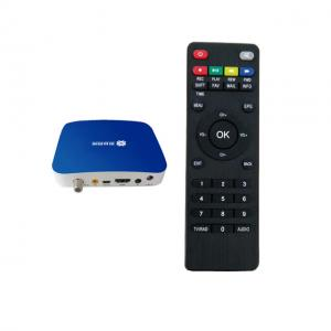 Wholesale Simple TV Set Top Box Full 1080P H.264 FTA Free To Air Set Top Box 47 - 862MHz Frequency from china suppliers
