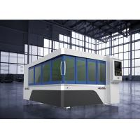 Wholesale IPG 1000w Fiber Laser Cutting Machine 1500X3000mm for Metal Sheet from china suppliers
