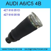 China AUDI A6/C5 4B ALLROAD QUATTRO AVANT 1999-2006 FRONT LEFT/RIGHT AIR SPRING 4Z7 616 051D 4Z7 on sale