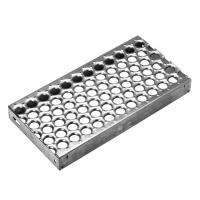 Wholesale Durable Anti - Rust Perforated Metal Sheet Perf O Grip Steel Safety Grating from china suppliers