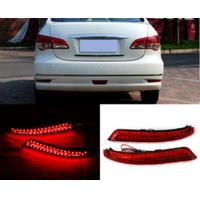 Wholesale Red Waterproof Rear Bumper Light ABS Housing Material For Nissan Bluebird Sylphy from china suppliers