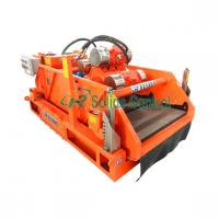 Wholesale Large Capacity Linear Motion Shale Shaker For Trenchless Horizontal Direction Drilling from china suppliers