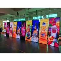 Wholesale 1R1G1B WIFI 4G LED Poster Display For Advertising from china suppliers