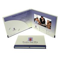 China 7 Inches IPS LCD Video Greeting Card 128MB A5 With Light Sensor on sale