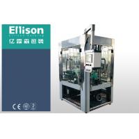 Automatic Filling Capping And Labeling Machine Plastic Bottle Label Applicator
