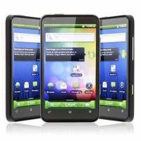 China A1200 4.3 inch Screen MTK6573 CellPhone with Android QuadBand dual SIM card WiFi TV & GPS on sale