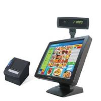 Wholesale Metal Housing Touch Screen LCD Monitor for POS (12′′, 15′′, 17′′) from china suppliers