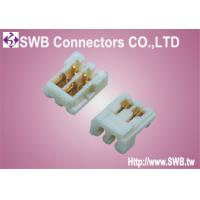 IDC Socket Connector Wafer , Female 1.0mm Pitch Pcb Connectors Wire To Board