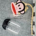 Wholesale NEW shape bulk hand sanitizer, silicone hand bottle sanitizer holder from china suppliers
