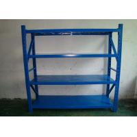 Wholesale Durable Light Duty Storage Rack With Steel Material For Supermaket / Warehouse Use from china suppliers