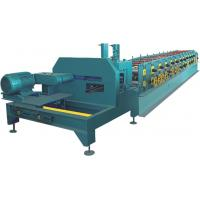 Wholesale PLC Control C Purlin Roll Forming Machine / Z Purlin Machine With Hydraulic Cutter from china suppliers